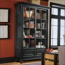 Cherry Bookcase With Glass Doors by Bookcases Storages U0026 Shelves Snazzy Glass Door Bookshelves