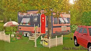 ruby u0027s home design 璐比的房屋 sims3 caravan love 幸福露營屋