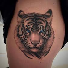 butterfly and lion tattoo blue eyes tiger u2026 pinteres u2026