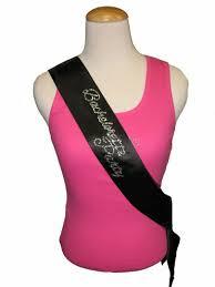 personalized sashes custom rhinestone sash in colors bachelorette party sashes