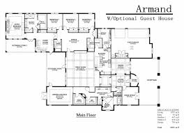 home floor plans with guest house baby nursery homes with attached guest house tudor style house