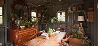 Potting Shed Plans Potting Shed Interior With Rustic Country Design Idea Best Shed