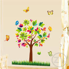 Aliexpresscom  Buy Trees Wall Sticker Children Home Decor - Kids rooms decals
