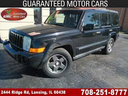 jeep commander 2010 used 2006 jeep commander in lansing