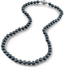 anime pearl necklace images Asian jewelry jpg