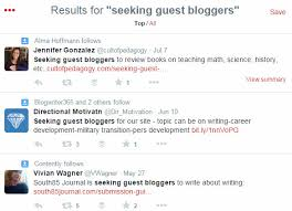 Seeking Guest How To Use For Guest Blogging Outreach Buzzstream