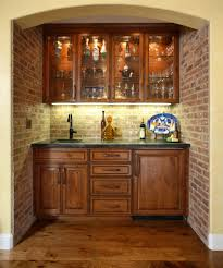 white upper cabinets and knotty alder lower cabinets google