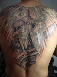 guardian tattoos on back elaxsir