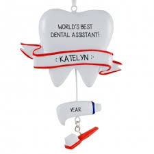 dentist ornaments ornaments for yoiu