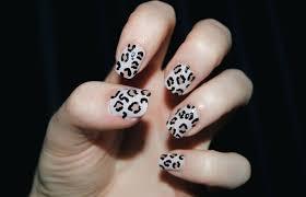 zebra pattern nail art zebra print nail designs acrylic nails unique zebra print nail