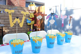 Diy 1st Birthday Centerpiece Ideas Collections Of Winnie The Pooh 1st Birthday Party Decorations