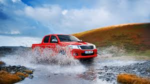 the toyota hilux story