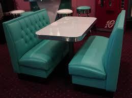 Kitchen Booth Table Sets by Diner Booth Sets 50 U0027s Retro Home Restaurant Kitchen Corner
