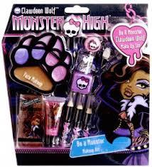 be a monster set clawdeen wolf