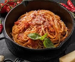 recette de cuisine all spaghetti all amatriciana recette de spaghetti all amatriciana