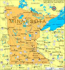 map mn map of minnesota thinglink