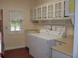 Sinks For Laundry Rooms by Country Laundry Room With Built In Bookshelf U0026 Drop In Sink In