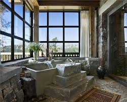 country master bathroom ideas country rustic bathroom by jerry locati