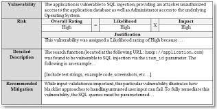 developing a security assessment program security siftsecurity sift