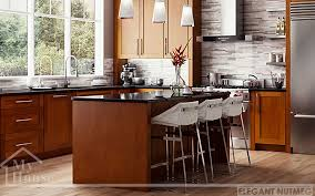 Kitchen Cabinets In New Jersey Cnc Nutmeg Kitchen Cabinet In New Jersey My House Kitchen