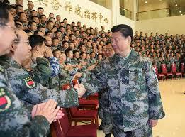 bureau de recrutement militaire evolution du recrutement militaire chinois