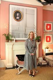 Livingroom Habitually Chic Alessandra Branca U0027s Red Living Room