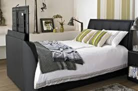 Kingsize Tv Bed Frame King Size Bed With Built In Tv Bed Frame With Built In Tv 100 The