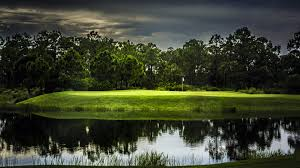 on golf course hd wallpapers 4k