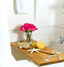 diy bath caddy it all started with paint
