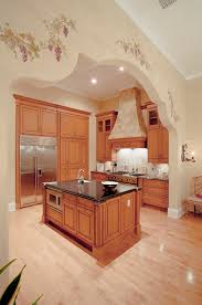 french country kitchen colors french country kitchen oak cabinets dark granite counter tops