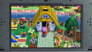 Animal Crossing Home Design Games Animal Crossing Happy Home Designer 3ds Review