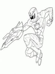power rangers coloring pages free power ranger coloring pages