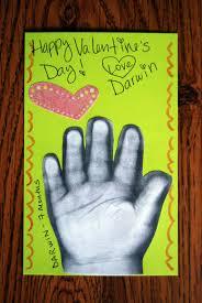 diy toddler valentine u0027s cards cute idea for dad arts u0026 craft