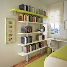 corner letter l shapes contemporary modern and creative bookshelf