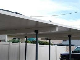 Vinyl Patio Roof Vinyl Comfort Shade Patio Cover Vinyl Concepts