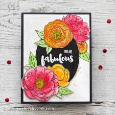 handmade watercolor cards you are fabulous juhi s handmade cards