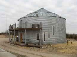 Silo House Unloved Grain Silos Converted Into Homes House Hunting
