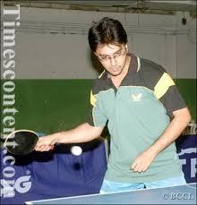 Abhishek Ghosh, Sports Photo, Table Tennis player Abhishek G... - Abhishek-Ghosh