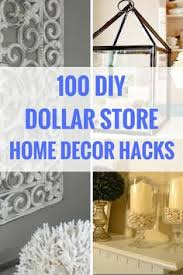 diy dollar store home decorating projects dollar store