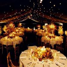 elegant wedding party decor decorating of party