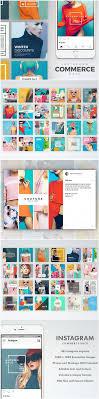 instagram design ideas 48 unique instagram templates for showcasing your store
