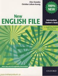 new english file intermediate workbook key cd rom pack clive