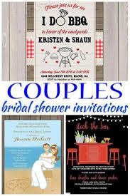 couples bridal shower couples bridal shower invitations laughing pandas