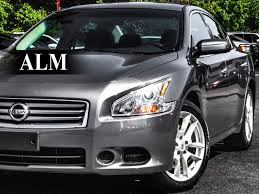 2014 nissan maxima zero to 60 2014 used nissan maxima 4dr sedan 3 5 s at alm gwinnett serving