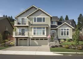 hillside home plans hillside home plan 6953am architectural designs house plans