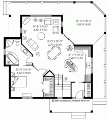 one bedroom house plans one bedroom cottage layouts home design ideas