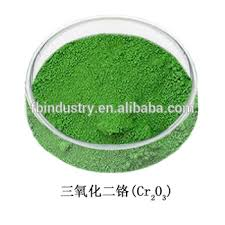 good quality paint green color oil printing chrome oxide green