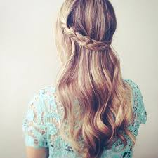 braided hairstyles with hair down 17 must see beach wedding hairstyle ideas brides