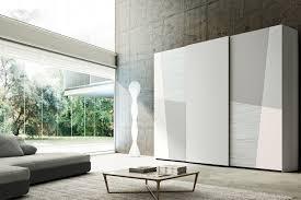 armadio con ante in vetro armadio scorrevole al centimetro dia napol arredamenti