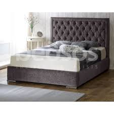 4ft bed monza italia messina 4ft charcoal messina 4ft small double